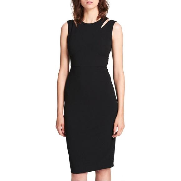 Calvin Klein Dresses & Skirts - Calvin Klein CK Cutout Shoulder Sheath Dress